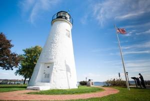 Harve de Grace lighthouse. (1 of 3)